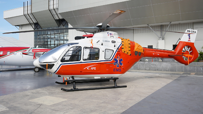 9M-DRA - Eurocopter EC 135T3 - Airbus Helicopters