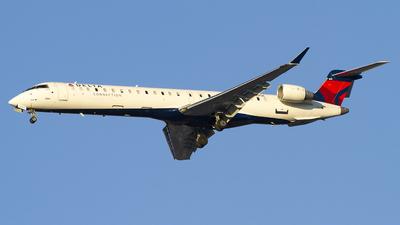 A picture of N829SK - Mitsubishi CRJ900LR - Delta Air Lines - © Jeremy D. Dando