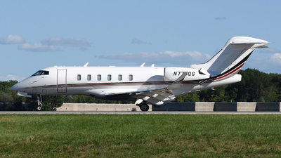 A picture of N779QS - Bombardier Challenger 350 - NetJets - © DJ Reed - OPShots Photo Team