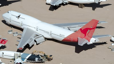 N956JM - Boeing 747-438 - Untitled