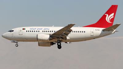 YA-FGA - Boeing 737-53S - Ariana Afghan Airlines