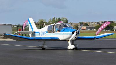 F-GBIE - Robin DR400-108 Dauphin 2+2  - Private