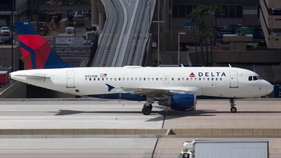 N323NB - Airbus A319-114 - Delta Air Lines
