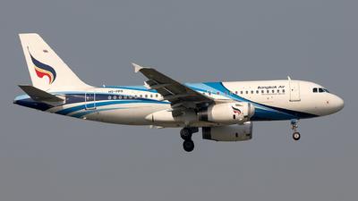 HS-PPR - Airbus A319-132 - Bangkok Airways
