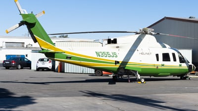 N355JS - Sikorsky S-76C - Helinet Aviation