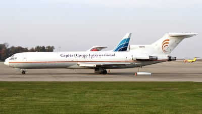 N287SC - Boeing 727-2A1(Adv)(F) - Capital Cargo International Airlines