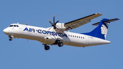 F-GRPZ - ATR 72-212A(500) - Air Corsica