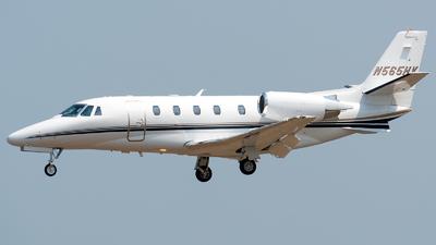 N565HV - Cessna 560XL Citation XLS+ - Private