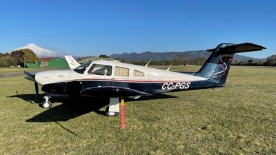 CC-PGS - Piper PA-28RT-201T Turbo Arrow IV - Private