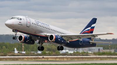 A picture of RA89023 - Sukhoi Superjet 10095B - Aeroflot - © Dmitry Yuriev