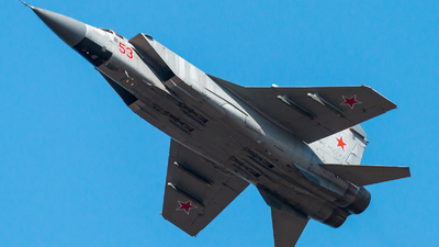 53 - Mikoyan-Gurevich MiG-31BM Foxhound - Russia - Air Force