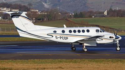 G-PCOP - Beechcraft B200 Super King Air - Private
