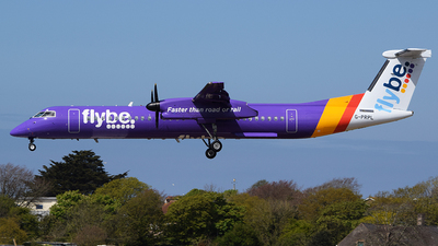 G-PRPL - Bombardier Dash 8-Q402 - Flybe