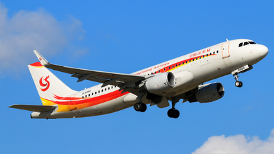 B-8980 - Airbus A320-216 - Longjiang Airlines