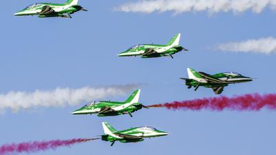 8816 - British Aerospace Hawk Mk.65A - Saudi Arabia - Air Force