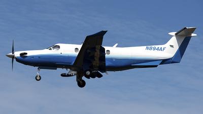 N894AF - Pilatus PC-12/47E - PlaneSense