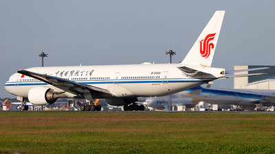 B-2068 - Boeing 777-2J6 - Air China