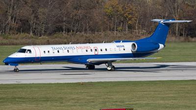 N812HK - Embraer ERJ-145LR - Trans States Airlines