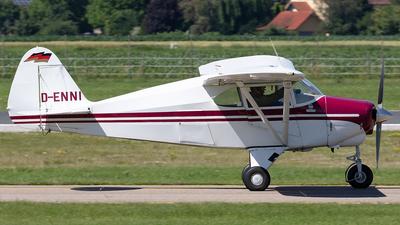 D-ENNI - Piper PA-22-135 Tri-Pacer - Private