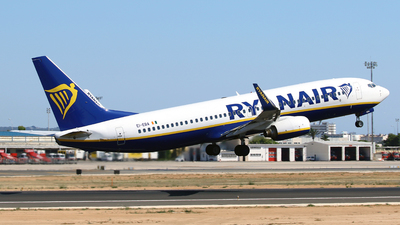 EI-EBA - Boeing 737-8AS - Ryanair