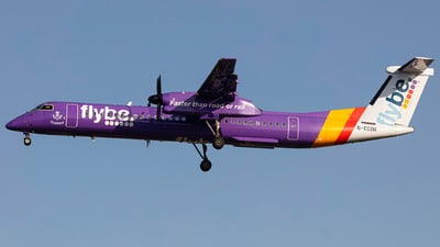 G-ECOH - Bombardier Dash 8-Q402 - Flybe