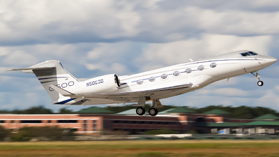N508GD - Gulfstream G500 - Gulfstream Aerospace