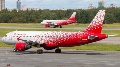 A picture of VQBFM - Airbus A320214 - Rossiya - © KomradAlexey