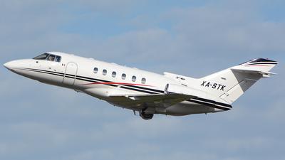 A picture of XASTK - Hawker 800XP - [258383] - © Zenon Sanchez Z.