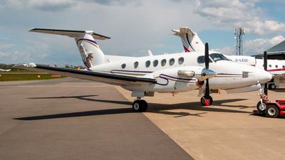 G-KVIP - Beechcraft 200 Super King Air - Capital Aviation