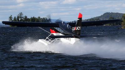 N247KQ - Quest Aircraft Kodiak 100 - Clay Lacy Aviation