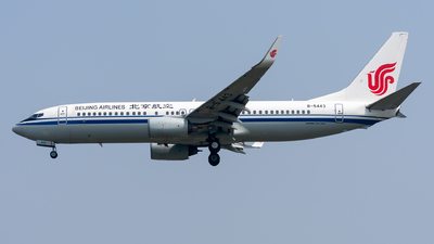 A picture of B5443 - Boeing 73789L -  - © TPS00