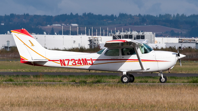 N734MJ - Cessna 172N Skyhawk II - Private