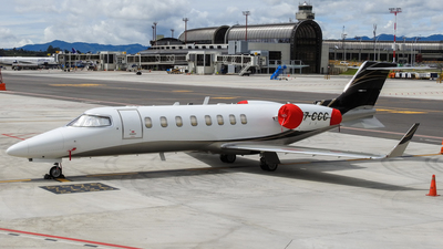 T7-CCC - Bombardier Learjet 45 - Private