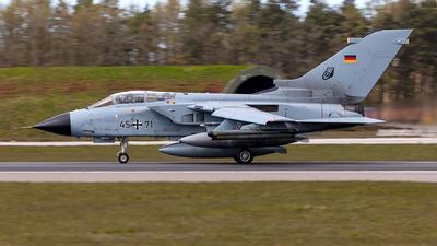 45-71 - Panavia Tornado IDS - Germany - Air Force