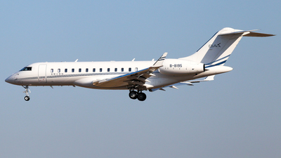 A picture of B8195 - Bombardier Global 6000 - Capital Airlines - © NSZJCuSO4