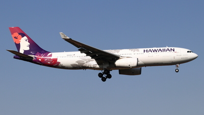 A picture of N360HA - Airbus A330243 - Hawaiian Airlines - © NRT Spotter