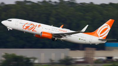 A picture of PRGUZ - Boeing 7378EH - GOL Linhas Aereas - © Roger Rodrigues