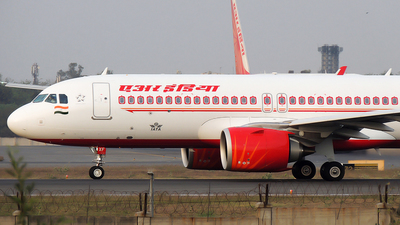 VT-EXF - Airbus A320-251N - Air India