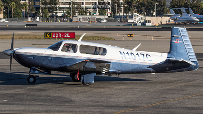 N1017C - Mooney M20R Ovation - Private