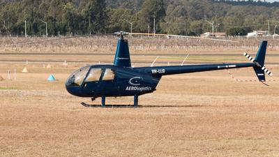 VH-LLG - Robinson R44 Raven II - Aerologistics