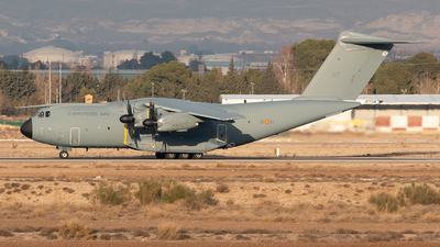 T.23-01 - Airbus A400M - Spain - Air Force