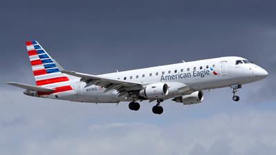 N104HQ - Embraer 170-200LR - American Eagle (Republic Airways)