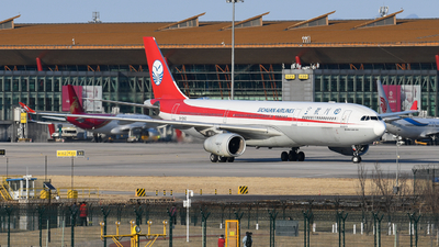 B-5960 - Airbus A330-343 - Sichuan Airlines