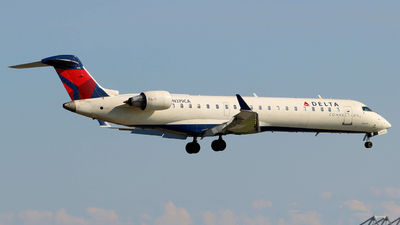 N379CA - Bombardier CRJ-701 - Delta Connection (GoJet Airlines)