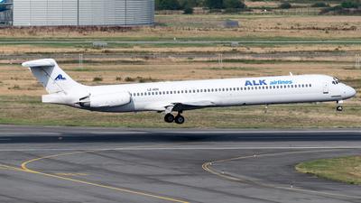 LZ-ADV - McDonnell Douglas MD-82 - ALK Airlines