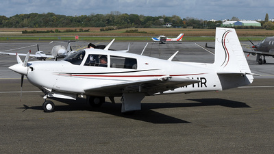 F-GPHR - Mooney M20J - Private