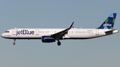 N980JT - Airbus A321-231 - jetBlue Airways