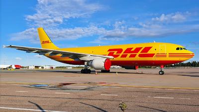 A picture of DAEAG - Airbus A300B4622R(F) - DHL - © Stefan Kronqvist
