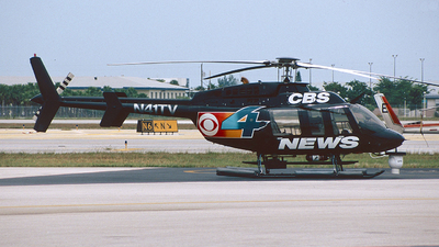 N41TV - Bell 407GXI - Private