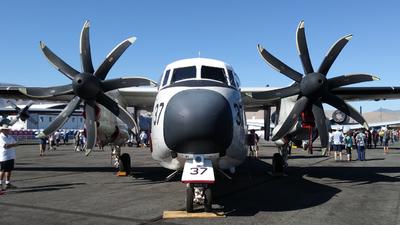 162141 - Grumman C-2A Greyhound - United States - US Navy (USN)
